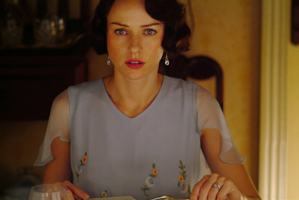 Кадры из фильма «Разрисованная вуаль»