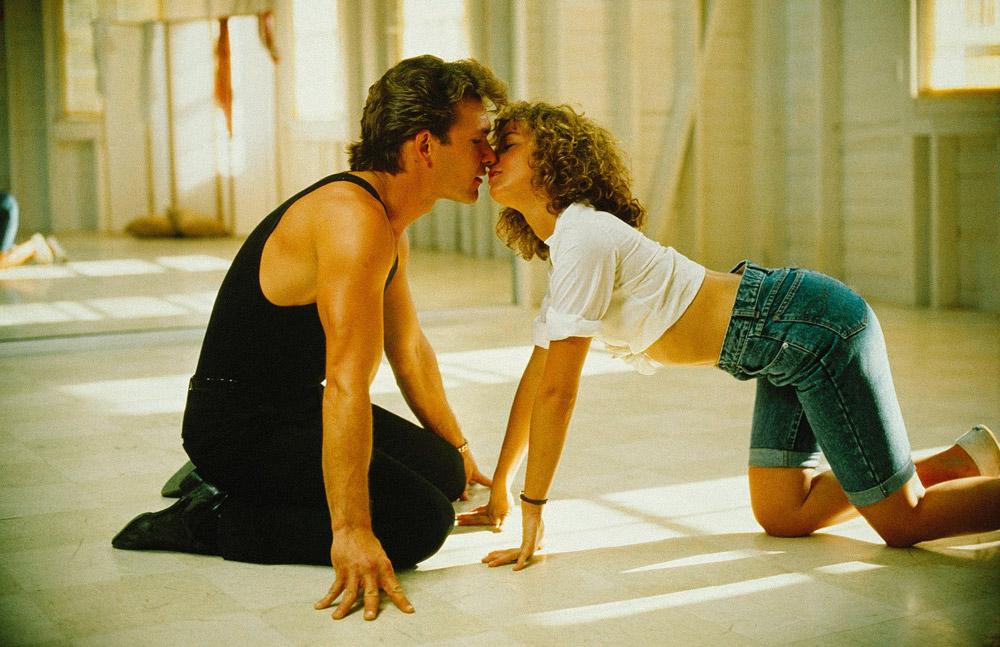 Кадры из фильма «Грязные танцы»
