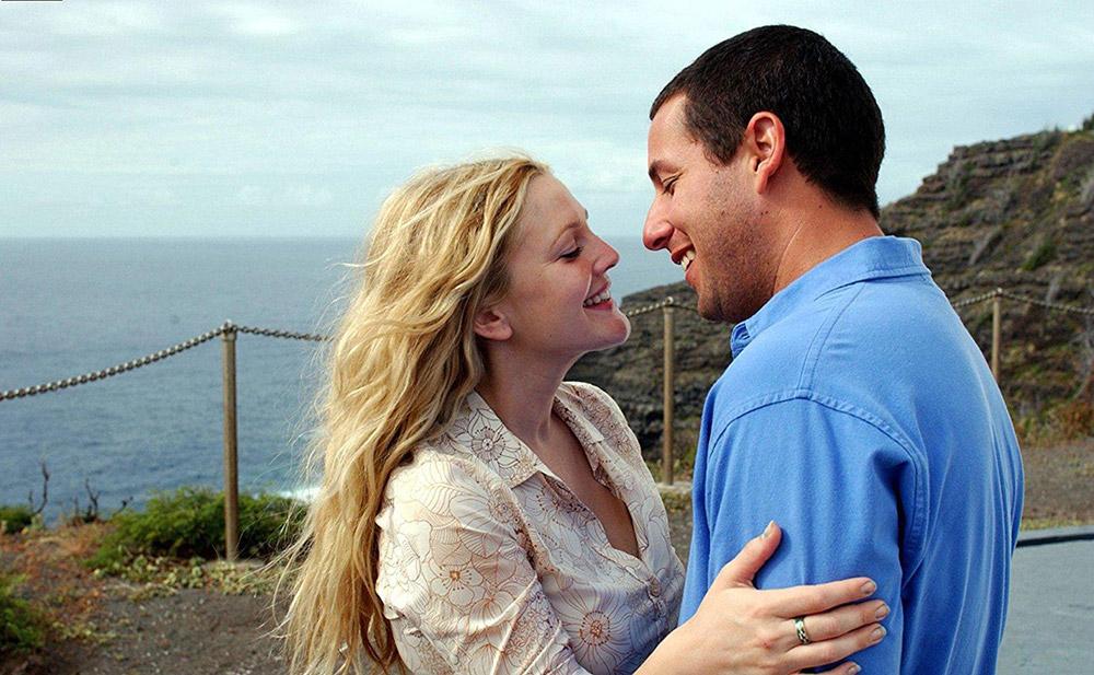 Кадры из фильма «50 первых поцелуев»