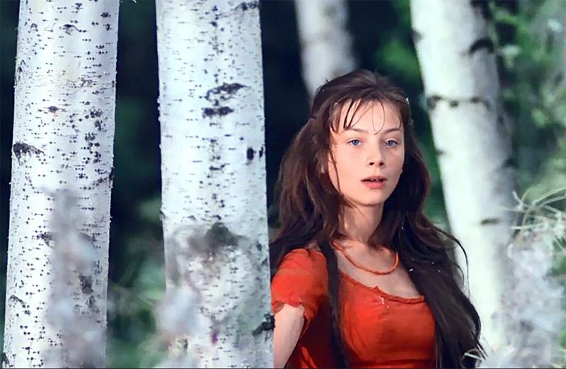 Кадры из фильма «Мой ласковый и нежный зверь»