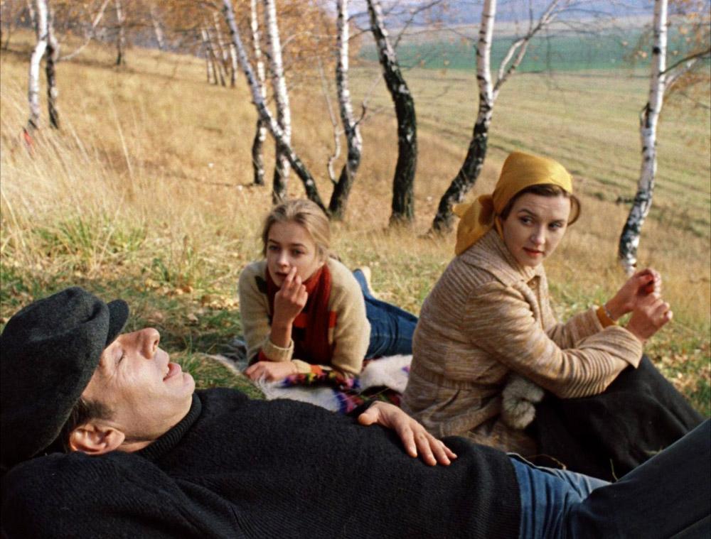 Кадры из фильма «Москва слезам не верит»