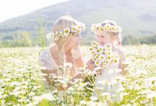 Трогательные притчи о маме
