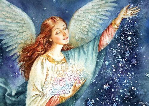 Что происходит на небесах. Притча о благодарности