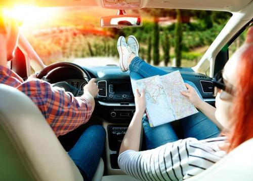 Как провести идеальное романтическое путешествие