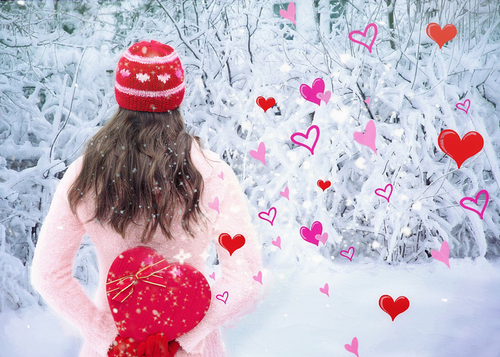 День святого Валентина: Комплименты на День святого Валентина