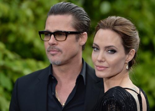 Анджелина Джоли и Брэд Питт: развода не будет