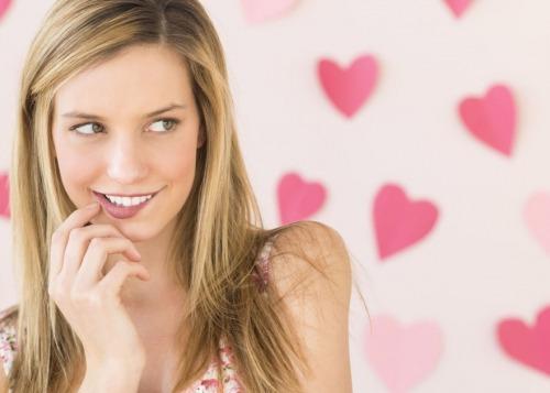 Влюблённые женщины вырабатывают противовирусный протеин