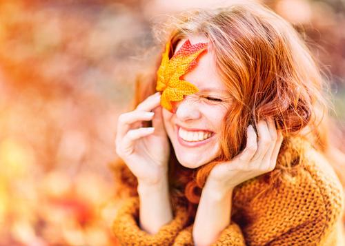 Осенью хорошо Начинать