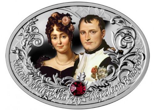 Наполеон и Мари Валевская: польская жена Наполеона