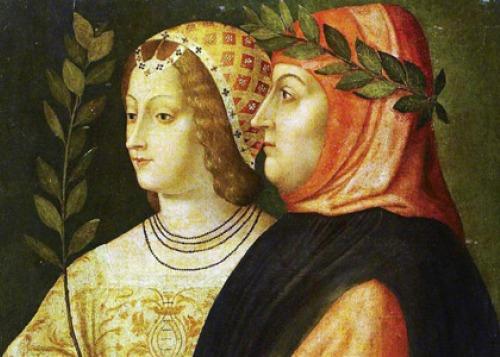 Франческо Петрарка и Лаура де Нов: вдохновение неразделенной любви