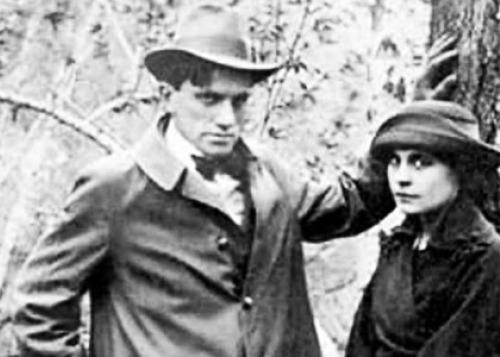 Владимир Маяковский и Лиля Брик: падшие ангелы
