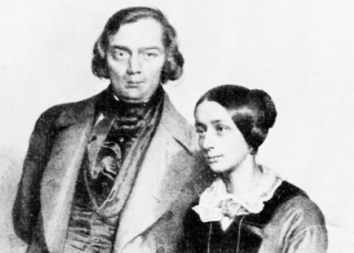 Иоганнес Брамс и Клара Шуман: крепкий узелок судьбы