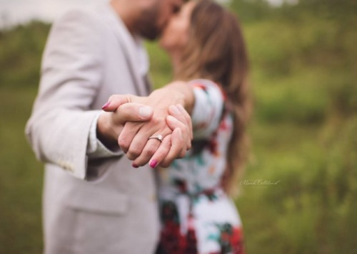 «Двойное предложение» руки и сердца