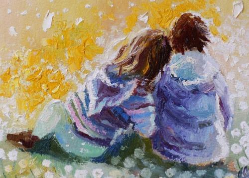 Взрослая любовь это то, как мы похожи