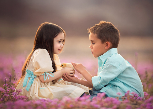 Что такое любовь с точки зрения детей?