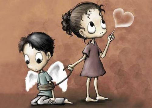 Нельзя влюбить в себя с помощью манипулирования