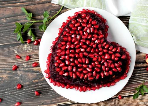 День святого Валентина: Вкусная Валентинка