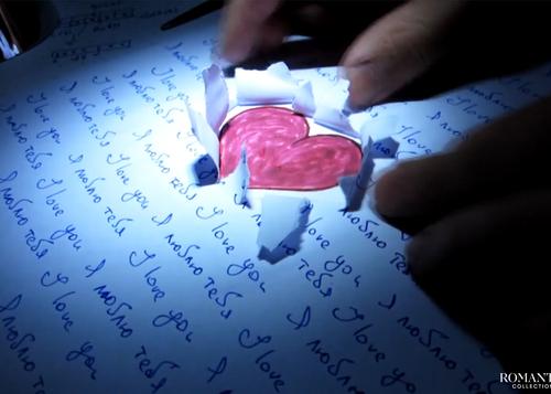 Видео: Влюбленные письма
