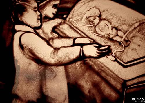 Видео: «Маленькое чудо» – песочный фильм