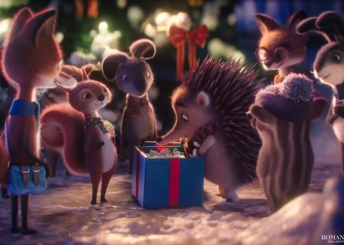 Видео: Каким бы было Рождество без любви?