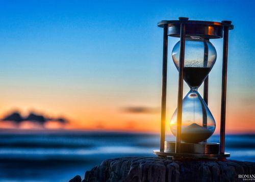 Время течёт. Но жизнь вечна