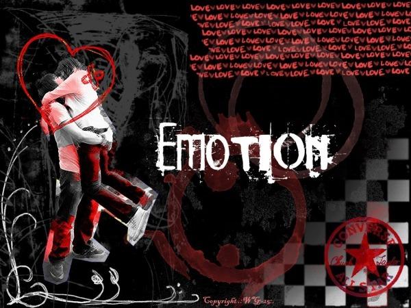 Обои о любви: Emotion