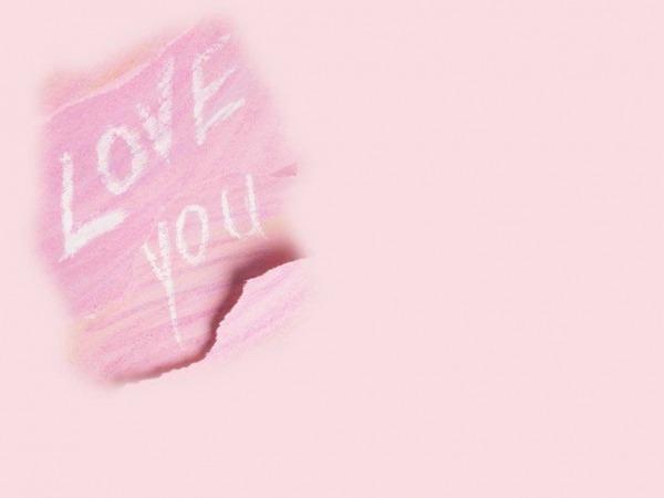 Обои о любви: Love You