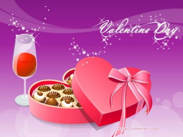 Обои о любви: Valentine Day