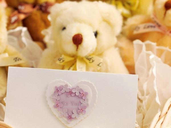 Обои о любви: Медвежонок