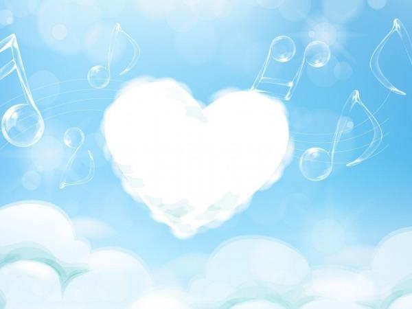 Обои о любви: Мелодия любви