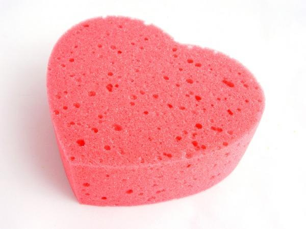 Обои о любви: Губка Сердце