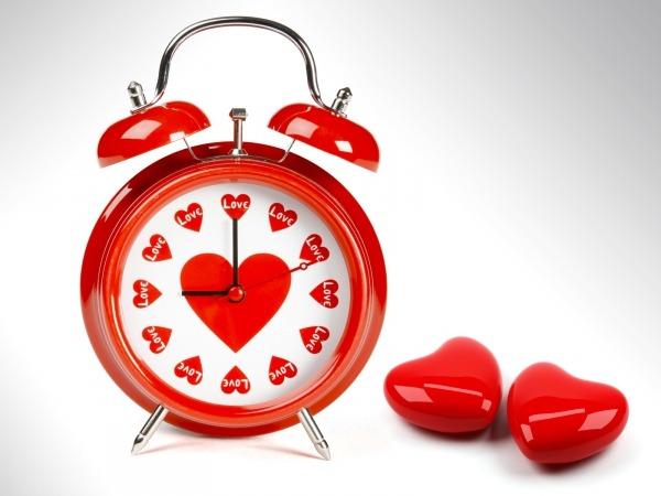 Обои о любви: Время любви
