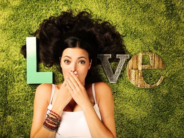 Обои о любви: Девушка-любовь