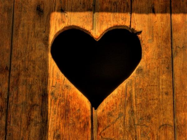 Обои о любви: Сердце