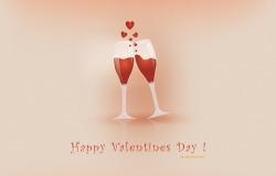 Обои о любви: Happy Valentine's Day