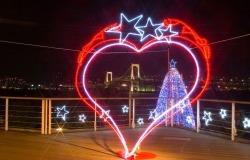 Обои о любви: Сердце из огней