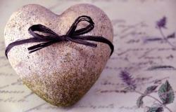 Обои о любви: Каменное сердце