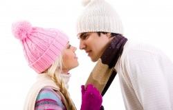 Обои о любви: Поцелуй