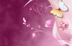 Обои о любви: Весна