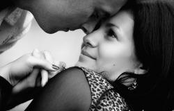 Обои о любви: Нежность