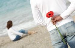 Обои о любви: Цветок для любимой