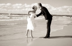 Обои о любви: Нежный поцелуй