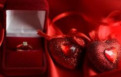Обои о любви: Кольцо для любимой
