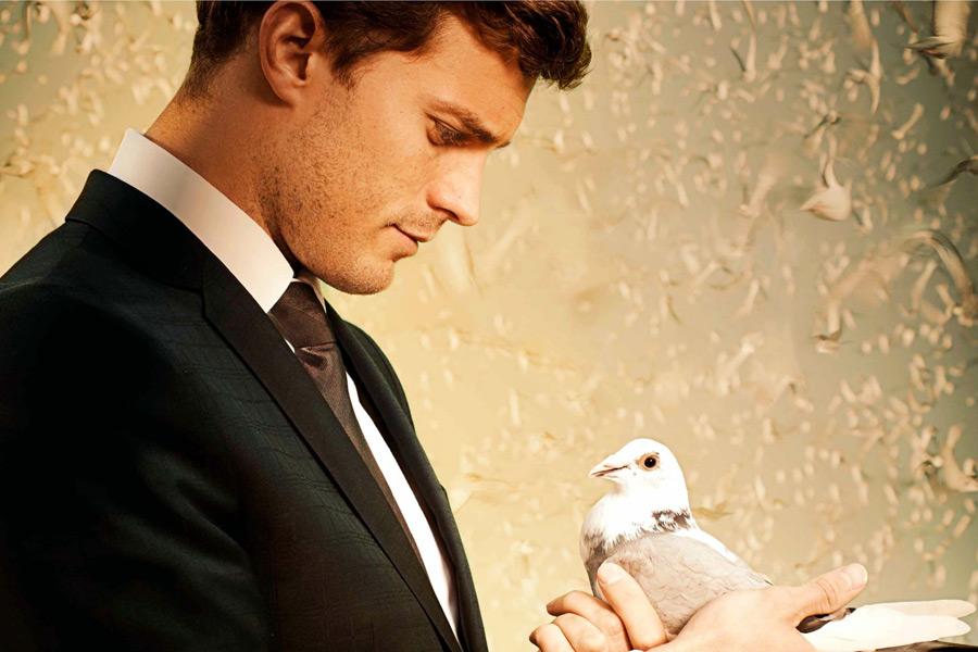 Тесла и белая голубка