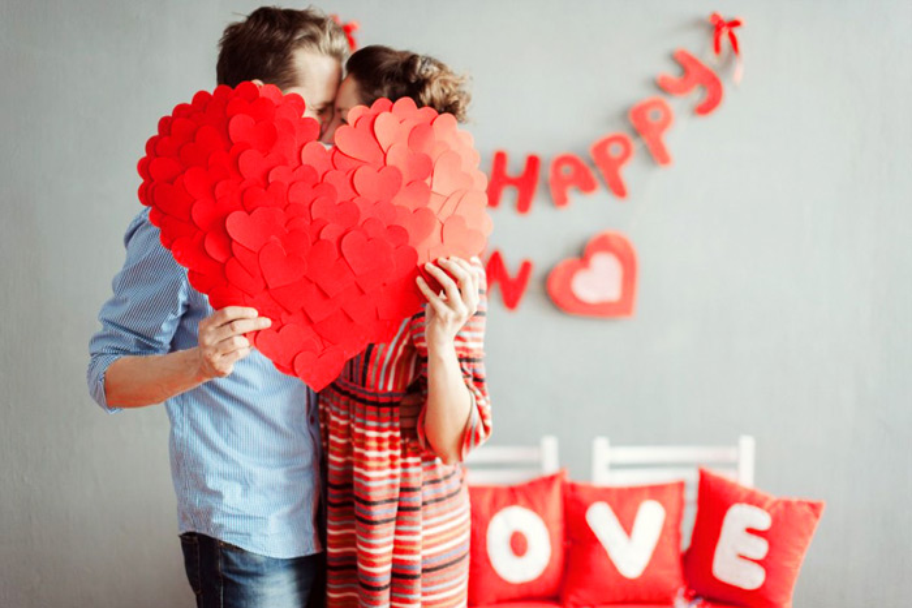 День святого Валентина: 7 сценариев Дня святого Валентина