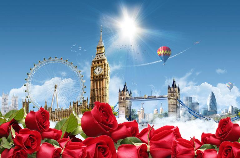 День святого Валентина: День святого Валентина в Англии