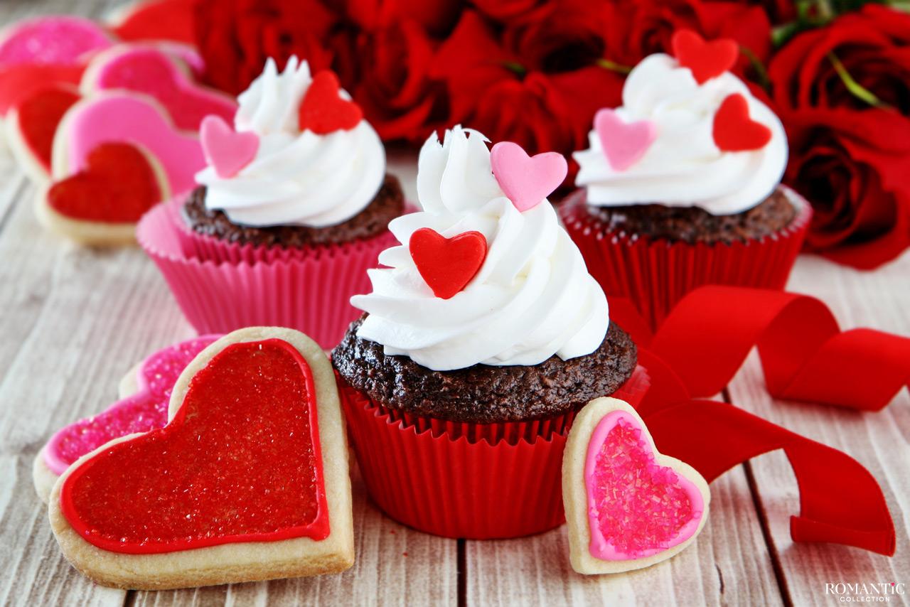 День святого Валентина: Эротический десерт
