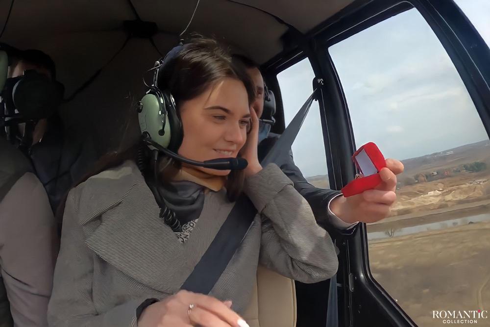 Видео: Красивое предложение руки и сердца от полицейского
