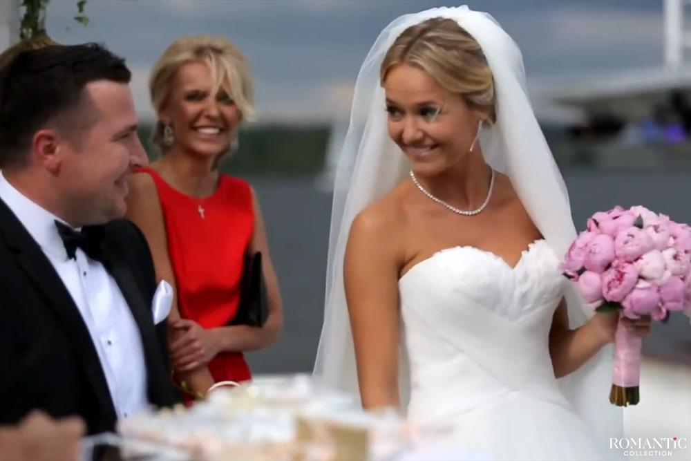 """Видео: Красивое и неожиданное свадебное """"Да"""""""