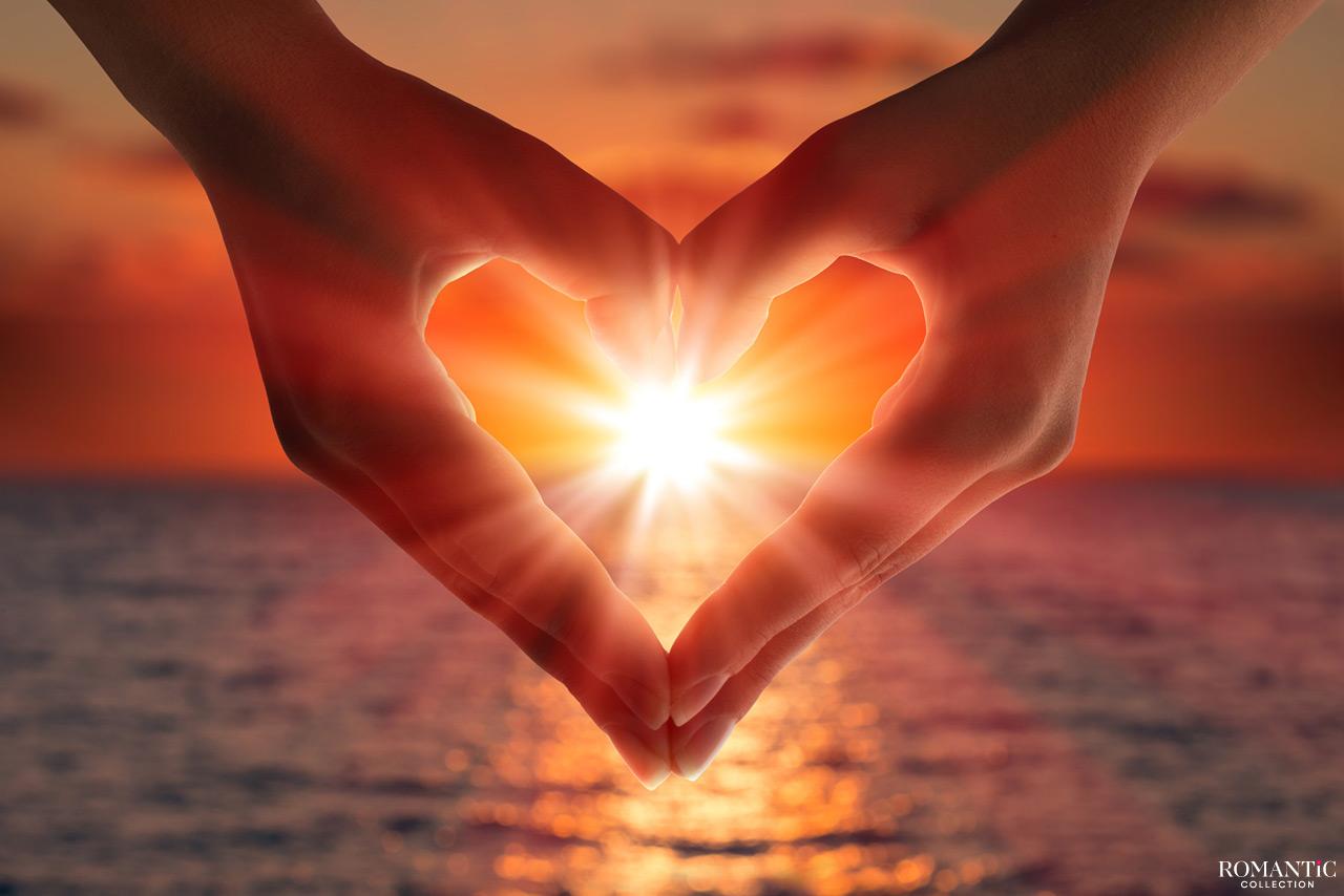 Сияние любви